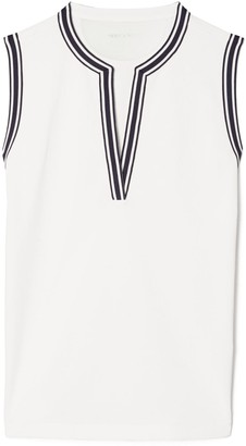 Tory Burch Sleeveless Tunic Top