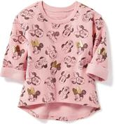 Old Navy Disney© Minnie Mouse Printed Sweatshirt for Toddler