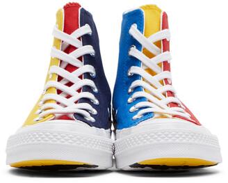 Converse Multicolor Golf Le Fleur Edition Chuck 70 High Sneakers