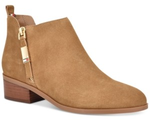 Tommy Hilfiger Wright Booties Women's Shoes