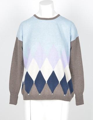 Ballantyne Women's Brown Sweater