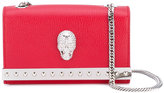 Philipp Plein Indra shoulder bag - women - Calf Leather/Polyester - One Size