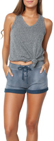Sundry Lace-Up Shorts