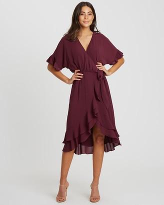 Flavia Midi Dress