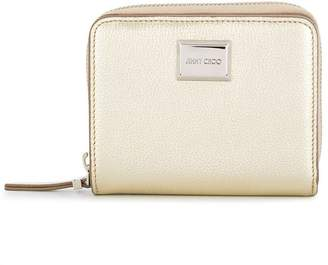 Jimmy Choo Mirose zip-around wallet