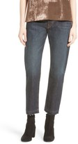 Vince Women's Union Slouch Release Hem Jeans