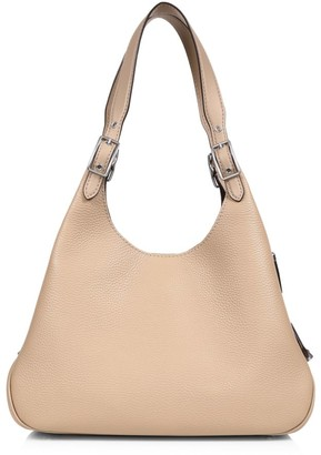 Coach Odessa Leather Hobo Bag