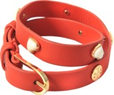 Tory Burch Double-wrap bracelet Amore
