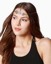 Charming charlie Maya Triple Pendant Head Chain