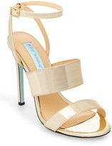 Betsey Johnson Jenna Ankle Strap Stiletto Sandal