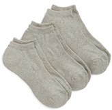 Nordstrom Men's Big & Tall No-Show Athletic Socks