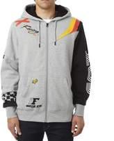 Fox Racing Fox Racingen's ROHR Sherpa Full Zip Fleece Hoodie-ediu