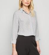 New Look Light Spot Long Sleeve Shirt