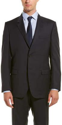 Lanvin 2Pc D8 Evolution Wool Suit