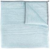 Loro Piana Iride Summer scarf - men - Silk/Linen/Flax - One Size