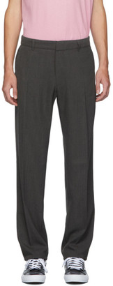 Noon Goons Grey Dress Trousers