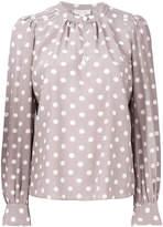 Marc Jacobs polka-dot print blouse