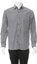 Michael Kors Gingham Print Shirt