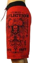 Affliction Men's Warmachine Boardshorts
