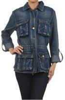 Minx Oversized Denim Jacket