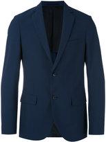 Theory Rodolf blazer - men - Polyester/Spandex/Elastane/Cupro/Wool - 38