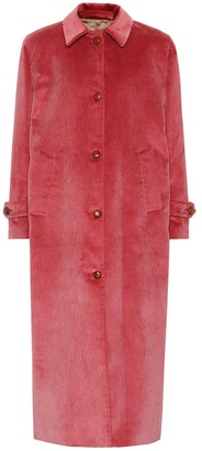 Giuliva Heritage Collection The Maria corduroy coat