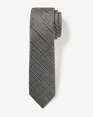Express Narrow Striped Tie