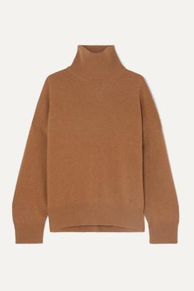 Murano LOULOU STUDIO Cashmere Turtleneck Sweater - Camel