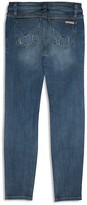 Hudson Girls' Ellie Patched Skinny Jeans - Sizes 7-16
