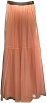 Aglini Pink Skirt for Women