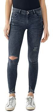 DL1961 Dl Emma Ripped & Distressed Skinny Jeans in Kent