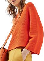 Topshop Diamond Kimono Sweater