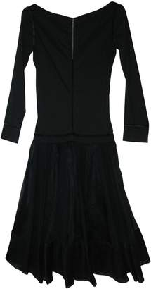 Jean Paul Gaultier Anthracite Cotton - elasthane Dresses
