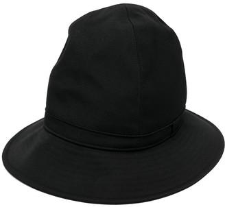 Yohji Yamamoto Wool Bucket Hat