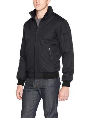 Calvin Klein Men's Men's Rip Stop Bomber Jacket Outerwear