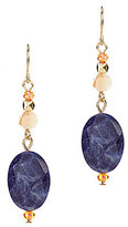 Anna & Ava Daphne Lapis Drop Earrings