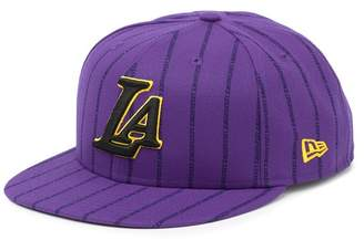 New Era Cap NBA 9Fifty Lakers Snapback Hat