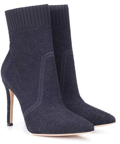 Gianvito Rossi Fiona ankle boots