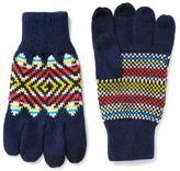 Old Navy Fair Isle Gloves for Men