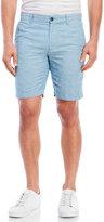 Ben Sherman Linen-Blend Shorts