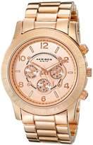 Akribos XXIV Women's AK583YG Ultimate Quartz Multi-Function Bracelet Watch