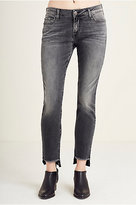 True Religion Halle Super Skinny Step Hem Womens Jean