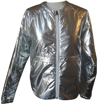 Napapijri Silver Jacket for Women