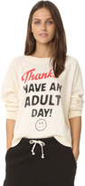Wildfox Couture Adult Day Sweater