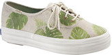 Keds Women's Triple Tropical Fern Sneaker
