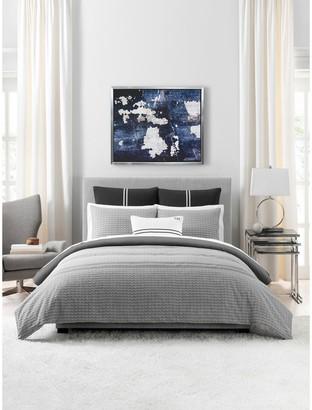 Tommy Hilfiger Monogram Cube Comforter Set