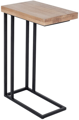 Moe's Home Collection Mila C Shape Side Table