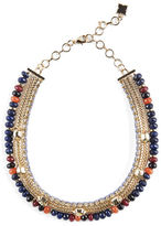 BCBGMAXAZRIA Beaded Collar Necklace