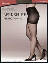 Berkshire Women's Plus-Size Queen Perfect Curves Easy On Pantyhose