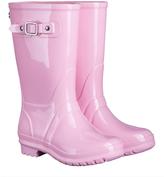 Igor Light Pink Side-Tab Rain Boot